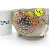 수제화분(반값할인) 734 Handmade Flower pot