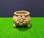 꽃이다 공방 수제화분 꽃 #1911|Handmade Flower pot