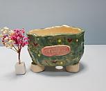꽃이다공방 수제화분 하트패턴분 #2131 Handmade Flower pot