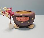 꽃이다공방 수제화분 패턴분 #2134 Handmade Flower pot