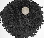 천연 흑자갈 500g-장식용,화장토 (4mm 내외) /다육용/리톱스용/화장토용|Lithops