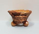 꽃이다공방 환원수제화분 #2314 Handmade Flower pot