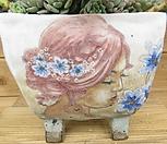소향수제분(환원분) Handmade Flower pot