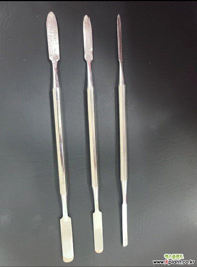 수리검적심칼 3종