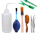 다육이 케어용품 세트(9 in 1)♥1세트에 9가지 툴이 들어있어요.♥다육 케어 관리 분갈이