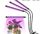 다육이 월동준비♥3-헤드 올인원 타입 36W 식물생장 LED♥식물생장 LED♥다육이등 다육