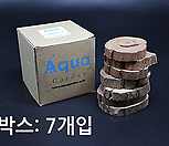 S-Box 우드코스터(12mm) 나무컵받침 나무받침 초특가