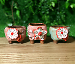 ◆특가할인◆ 입체분꽃(3color)