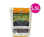 썩지않는흙5.5/초보자만능흙/배양토/분갈이흙/마사토/난석/상토/퇴비/비료/자갈/부엽토/모래