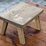원목선반(의자,소품진열)