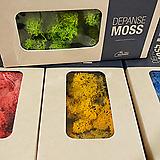 디펜스모스11가지색-순록이끼절대물안주는천연가습공기정화|