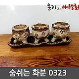 숨쉬는 수제화분 0323 Handmade Flower pot