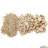 소포장 대용량 6리터 분갈이 휴가토 난석 가벼운 흙 난분갈이