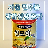 썬모아(겨울필수품,광합성량증가)|