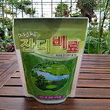 소나무집 51. 그린팜 잔디비료 500g 흙|