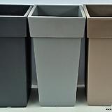 플라스틱사각화분(중)3칼라