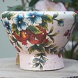 노란나비수제화분 301 Handmade Flower pot
