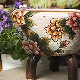노란나비수제화분327 Handmade Flower pot