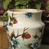 노란나비수제화분354 Handmade Flower pot
