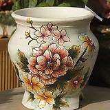 노란나비수제화분356 Handmade Flower pot