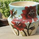 노란나비수제화분375 Handmade Flower pot