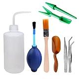 다육 케어 세트(9 in 1)♥1세트에 9가지 툴이 들어있어요.♥다육 케어 관리 분갈이|