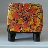 민들레수제화분0345|Handmade Flower pot