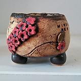 민들레수제화분0361|Handmade Flower pot