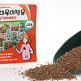 정량 3리터 토양개량제 훈탄 분갈이흙 배양토 상토 용토 흙
