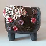 민들레수제화분0374|Handmade Flower pot