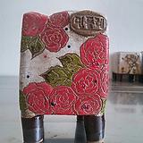 민들레수제화분0382|Handmade Flower pot