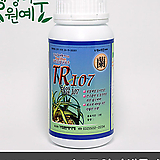 TR 107 / 토양 미생물제제 / 유해 곰팡이 억제 다육 분재 배양토 난석 분갈이 사은품 증정|