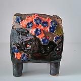 민들레수제화분0399|Handmade Flower pot