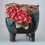 민들레수제화분0401|Handmade Flower pot