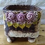 수제화분08142 Handmade Flower pot