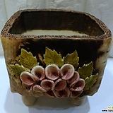 수제화분08172 Handmade Flower pot