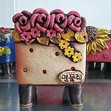 민들레수제화분0404|Handmade Flower pot