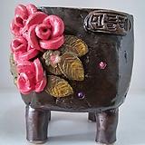 민들레수제화분0408|Handmade Flower pot