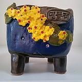 민들레수제화분0410|Handmade Flower pot