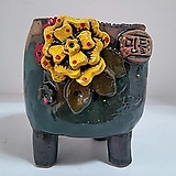 민들레수제화분0415|Handmade Flower pot