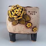 민들레수제화분0418|Handmade Flower pot