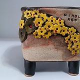 민들레수제화분0423|Handmade Flower pot