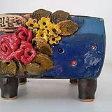 민들레수제화분0429|Handmade Flower pot