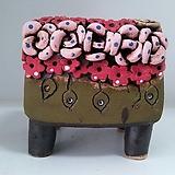 민들레수제화분0432|Handmade Flower pot