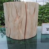 두꺼운 통나무(화분장식대,소품장식대용)0912xp-2|