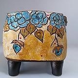 민들레수제화분0451|Handmade Flower pot