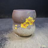 수제화분(라인분)M34|Handmade Flower pot