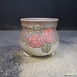 수제화분(라인분)M37|Handmade Flower pot