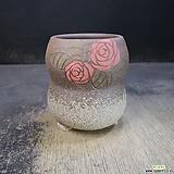 수제화분(라인분)M20|Handmade Flower pot