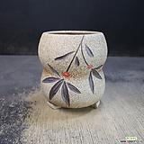 수제화분(라인분)M31|Handmade Flower pot